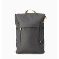 Booq Daypack Laptop Backpack - minimalist design for everyday use - 13 to 15 inch Mac, up to 15.6 inch PC, Black/Tan