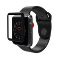 Zagg Invisibleshield Curve Elite - Tempered Glass Screen Protector - Apple Watch Series 3 - 42mm