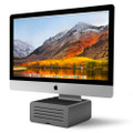 Twelve South HiRise Pro height adjustable desktop stand for iMac & Displays