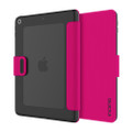 Incipio Clarion - impact resistant, shock absorbing lightweight folio case with translucent back - iPad 9.7 (2017/2018), Pink