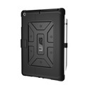 UAG Urban Armor Gear - Metropolis Series Folio Case - rugged military spec protection - iPad 9.7 5th and 6th Generation (2017/18), Black