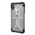 UAG Urban Armor Gear - Plasma Series impact resistant rugged Case - iPhone XS Max, Clear/Black