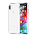 Incipio DualPro dual layer protection case - hard shell and shock absorbing inner core - iPhone XS Max, Clear