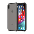Incipio Reprieve Sport - see through protective case with re-inforced corners - iPhone XS Max, Black