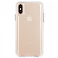 Case Mate Tough protection case with drop protection and cushioned corners - iPhone X/XS, Clear