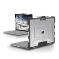 UAG Urban Armor Gear - Plasma - rugged military spec protection case - Microsoft Surface Laptop / Laptop 2, Ice/Black