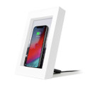 Twelve South PowerPic - Wireless phone charger and picture frame, White