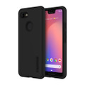 Incipio DualPro two part protection case - hard shell and shock absorbing inner core - Google Pixel 3 XL, Black