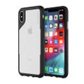 Griffin Survivor Endurance Case - lightweight ultra slim protective case - iPhone XS Max, Black/Grey