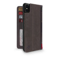 Twelve South BookBook Vintage Style Wallet Style Leather Case - iPhone XS Max, Vintage Brown