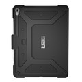 UAG Urban Armor Gear - Metropolis Series Folio Case - rugged military spec protection - iPad Pro 12.9 (3rd Generation / 2018), Black