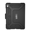 UAG Urban Armor Gear - Metropolis Series Folio Case - rugged military spec protection - iPad Pro 11, Black