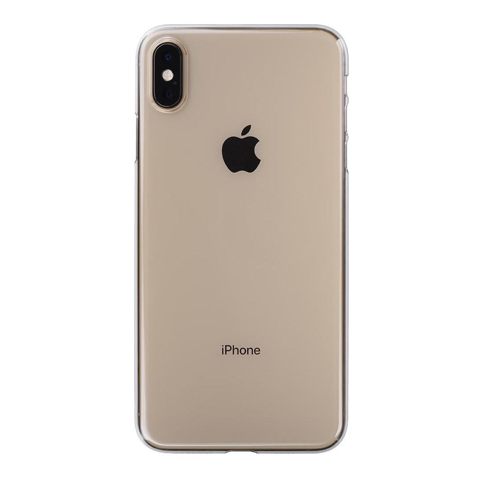 newest fa2d5 f4c87 Power Support Air Jacket - Ultra thin protection case - iPhone XS Max, Clear