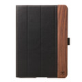 Woodcessories - EcoFlip - genuine wood and leather folio case - iPad 9.7 (2017/2018)