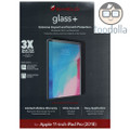 Zagg Invisible Shield Glass+  Premium Tempered Glass Screen Protection for iPad Pro 11""