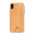 Woodcessories - EcoSlim- genuine wood ultraslim case - iPhone XR, Cherry