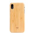 Woodcessories - EcoSlim- genuine wood ultraslim case - iPhone XR, Bamboo