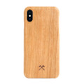 Woodcessories - EcoSlim- genuine wood ultraslim case - iPhone XS Max, Cherry