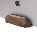 Woodcessories - EcoRest premium wood desktop stand for MacBook - Walnut