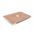 "Woodcessories – EcoSkin real wood ultrathin cover for MacBook Pro 13"" (USB-C / Thunderbolt 3) - Cherry"
