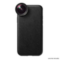 Nomad Horween Leather Rugged Moment case - Moment lens compatible - iPhone X/XS, Black