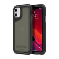 Griffin Survivor Extreme Case - heavy duty case with drop protection - iPhone 11, Black / Grey