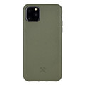 Woodcessories - BioCase –non toxic bio-degradable protection case - iPhone 11 Pro, Green