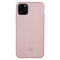 Woodcessories - BioCase –non toxic bio-degradable protection case - iPhone 11 Pro, Rose Pink