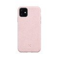 Woodcessories - BioCase –non toxic bio-degradable protection case - iPhone 11, Rose Pink