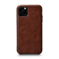Sena LeatherSkin - minimalist genuine leather case - iPhone 11 Pro Max,  Cognac Brown