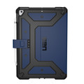 UAG Urban Armor Gear - Metropolis Series Folio Case - rugged military spec protection - iPad 10.2 / 7th Gen, Cobalt Blue