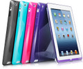 iSkin Solo Smart cover, works with Apple Smart Cover - iPad 3/new iPad & iPad 2