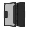 Griffin Survivor Tactical Folio Case with shock absorbing bumpers - iPad 10.2 / 7th Gen, Black