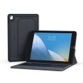 Zagg Rugged Messenger Keyboard Case - Bluetooth keyboard with detachable case, iPad 10.2 / 7th Gen