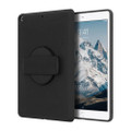 Griffin Survivor Airstrap 360 - Protection case with hand strap - ideal for students, commuting, restaurant, presentations and more - iPad 10.2 (7th Gen)