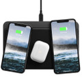 Nomad - Base Station Pro Wireless Charger - up to three devices in any orientation