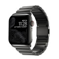 Nomad Stainless Steel Band for Apple Watch 42/44 mm, Graphite