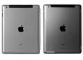 Power Support Air Jacket Case and Anti Glare Screen Film set - iPad 4, iPad 3 & iPad 2
