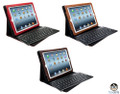 Kensington KeyFolio Pro 2 Performance Bluetooth Keyboard Case -  iPad 2/3/4 - Red, Caramel or Dark Brown colours