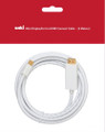 enki Mini DisplayPort to HDMI Cable - 3 metres - Apple MacBook