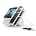 Kanex Sydnee - 4-Port Desktop Charging Station for iPhone, iPad and Mobile Devices