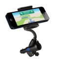 Scosche Powermount - car charger stand with 12 volt pass through and dual USB ports - iPhone, iPod, smartphones