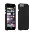 Case Mate Tough Case -– Slim Profile Dual Layer Protection, Black - iPhone 6 Plus