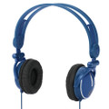 KidzGear Headphones for Children/Kids - volume limiting - Blue