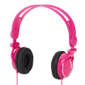 KidzGear Headphones for Children/Kids - volume limiting - Pink