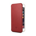 Twelve South SurfacePad - Ultra Slim Napa Leather Cover/Jacket Case - iPhone 6/6s, Red