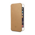 Twelve South SurfacePad - Ultra Slim Napa Leather Cover/Jacket Case - iPhone 6/6s, Camel