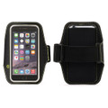Griffin Trainer - adjustable sport armband with neoprene sleeve - iPhone 6/6s/7/8, Black
