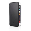 Twelve South SurfacePad - Ultra Slim Napa Leather Cover/Jacket Case - iPhone 6/6s Plus, Black
