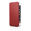 Twelve South SurfacePad - Ultra Slim Napa Leather Cover/Jacket Case - iPhone 6/6s Plus, Red